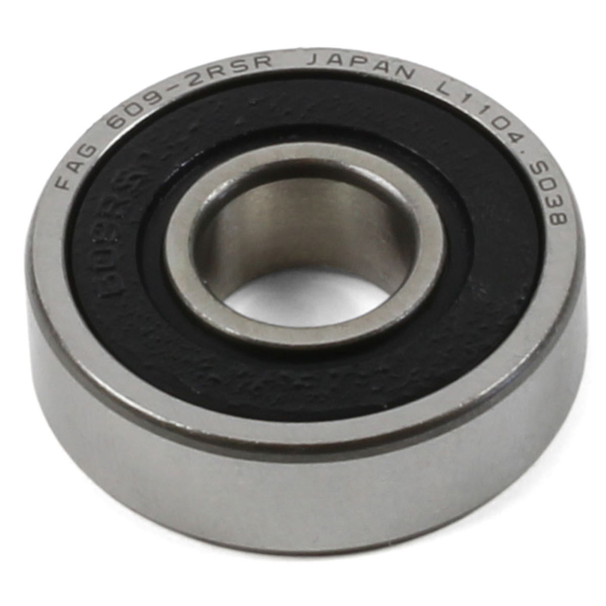 Hope 609 2rs Bearing - One Size Grey  Wheel Hub Spares