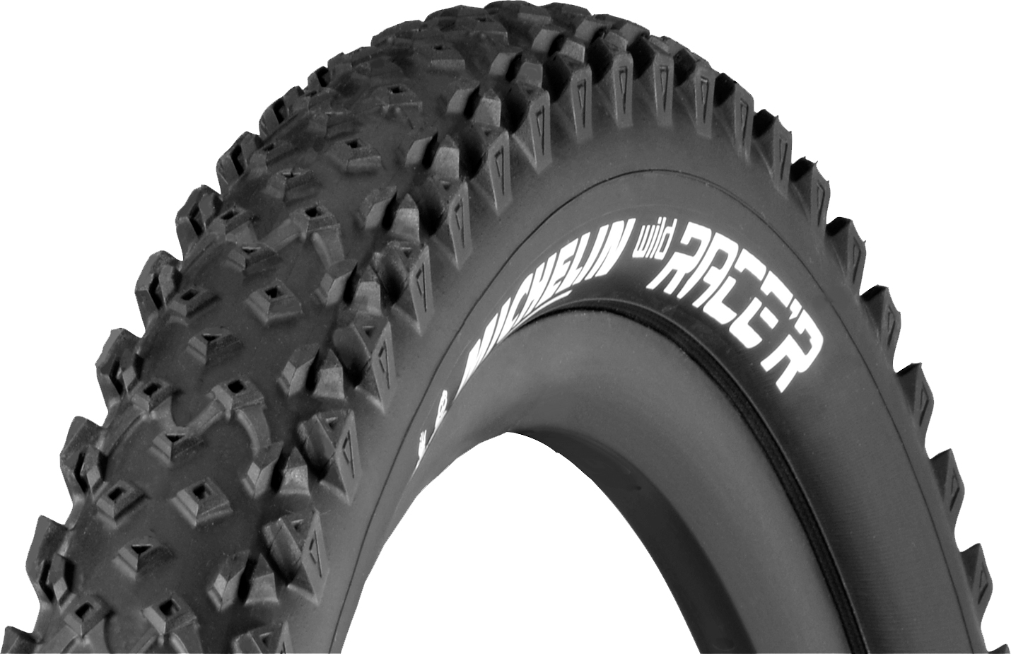 "Folding   Wild Racer New Michelin Wild Race/'r 26/"" x 2.00/"" Mountain Bike Tire"