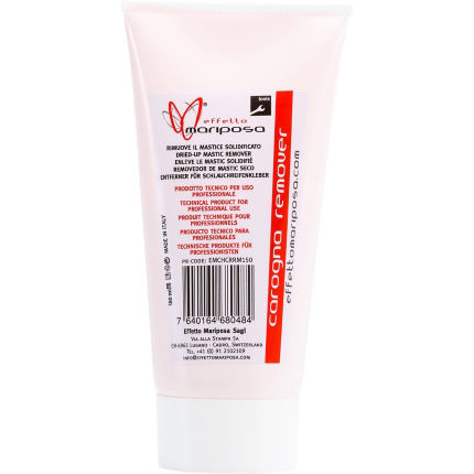Effetto Mariposa Carogna Tubular Tape Remover (150ml)