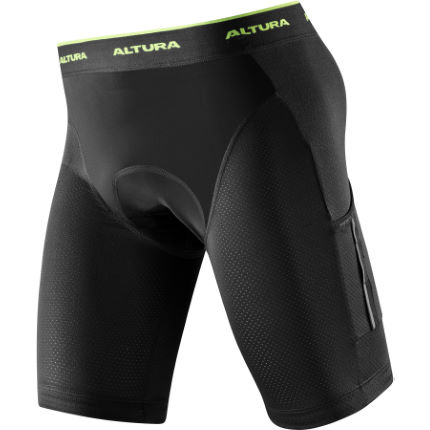 Altura Lunchbox ProGel Waist Shorts