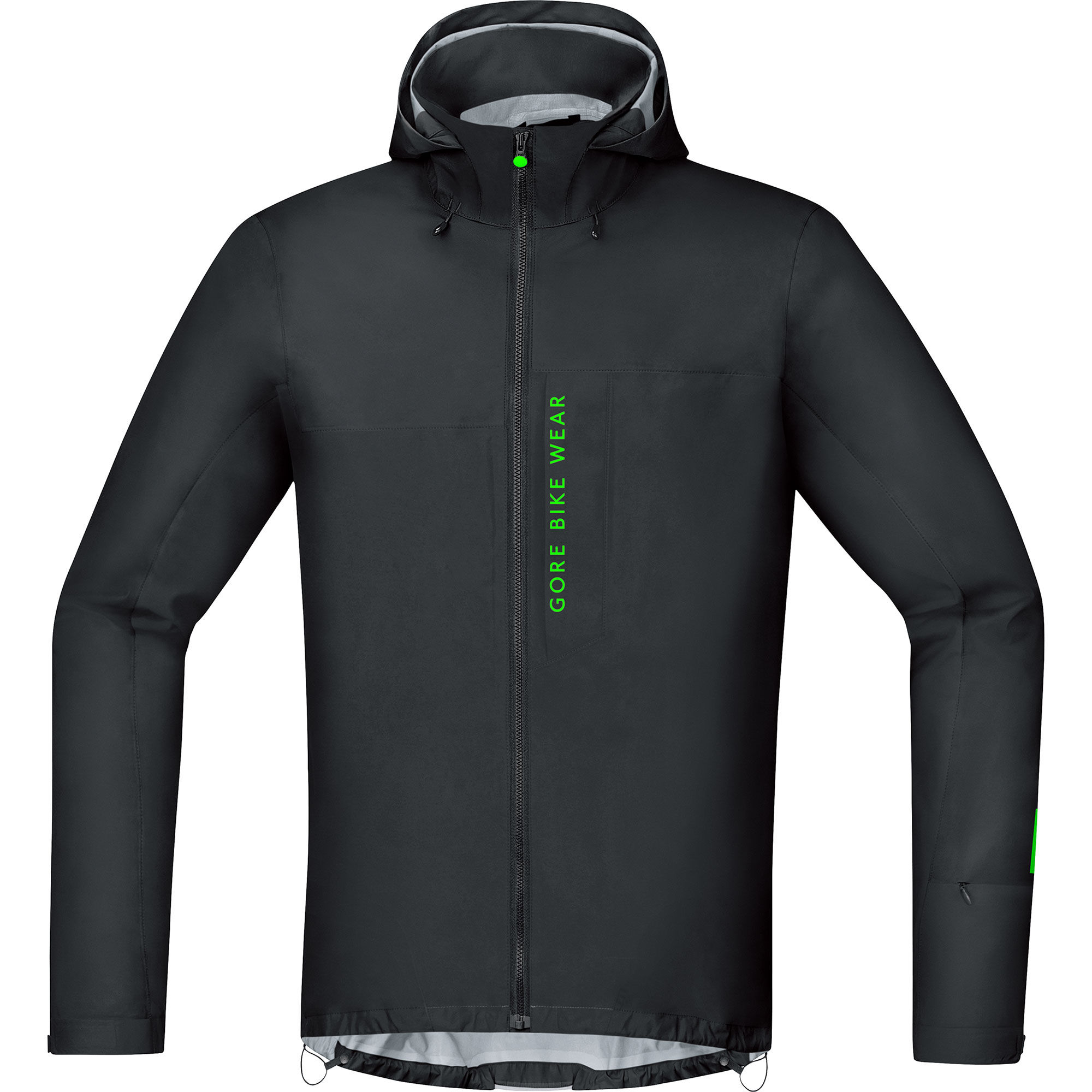 wiggle gore bike wear power trail gore tex active shell jacket cycling waterproof jackets. Black Bedroom Furniture Sets. Home Design Ideas