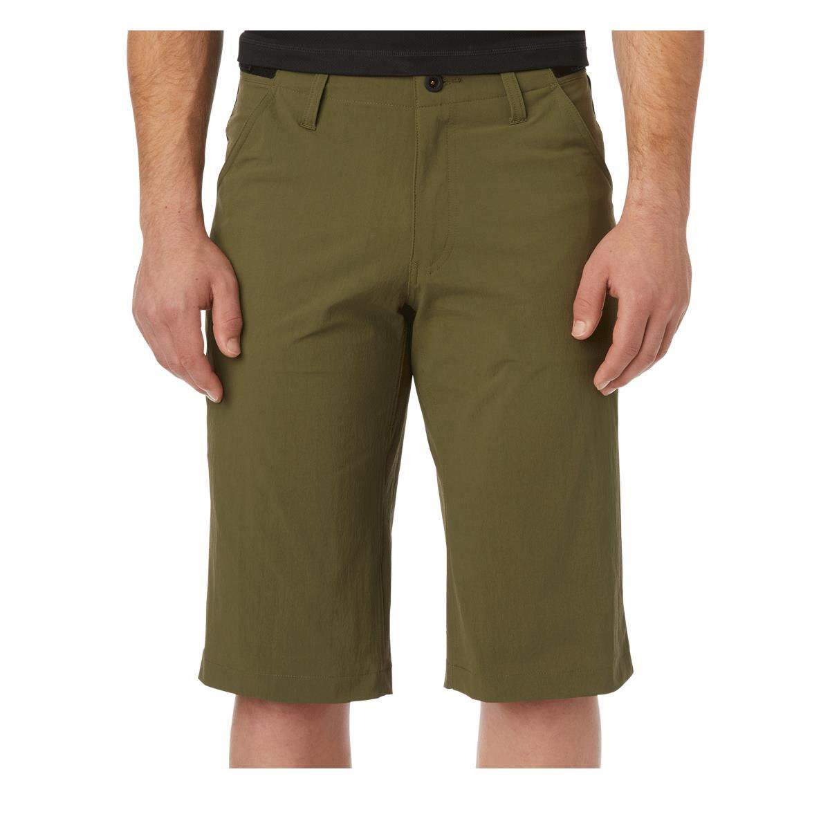 Short Giro Truant - 2XL Vert olive | Cuissards courts