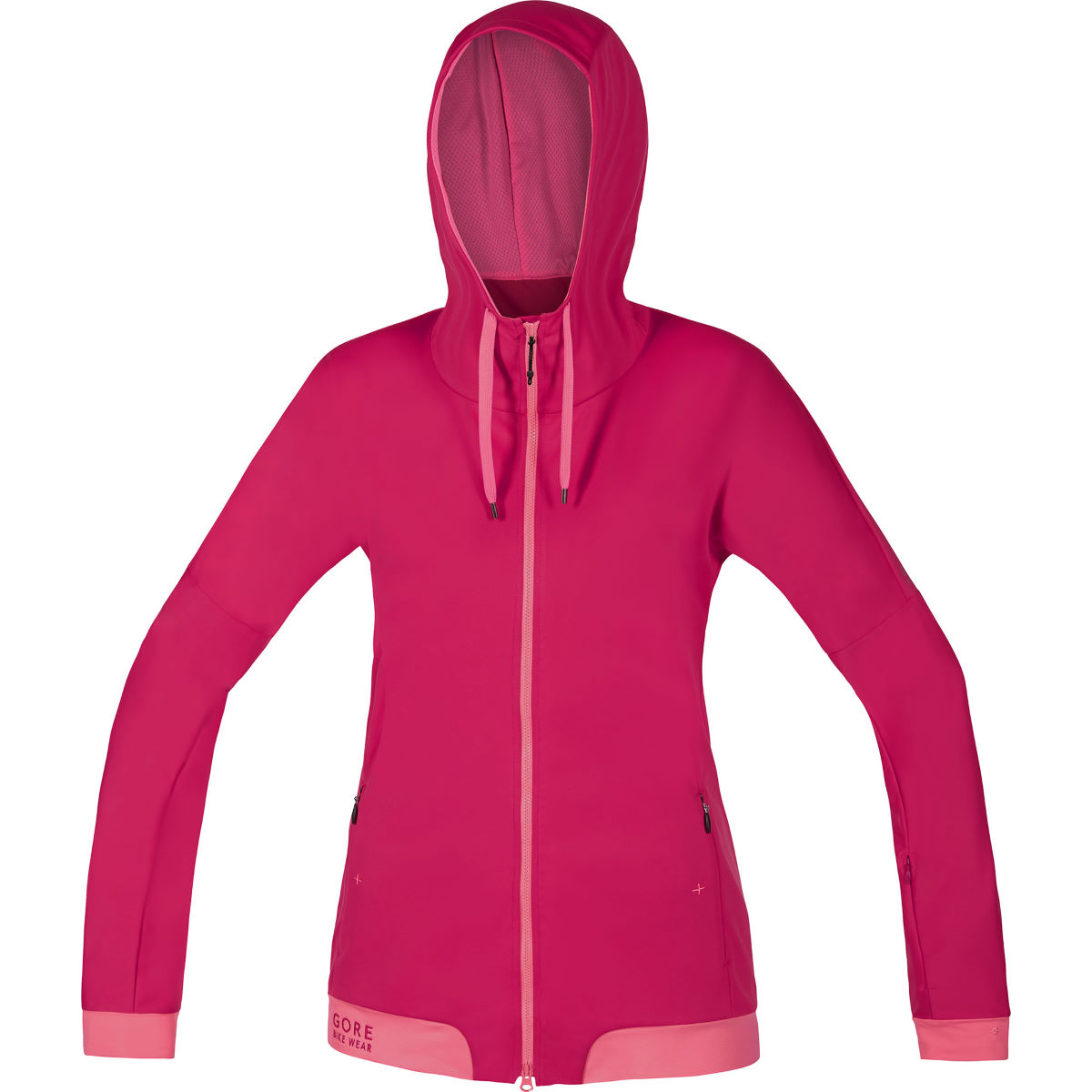 Sweat à capuche Femme Gore Bike Wear Power Trail Windstopper - XL