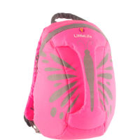 LittleLife Butterfly Hi Vis Action Rucksack Kinder
