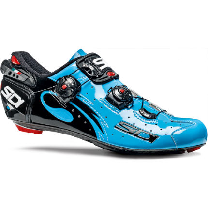 Wiggle Sidi Froome Edition Wire Carbon Vernice Road Shoe