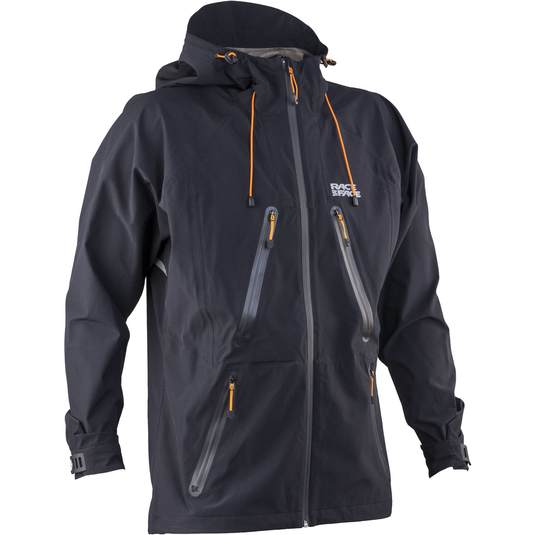 Wiggle Race Face Agent Softshell Jacket Cycling
