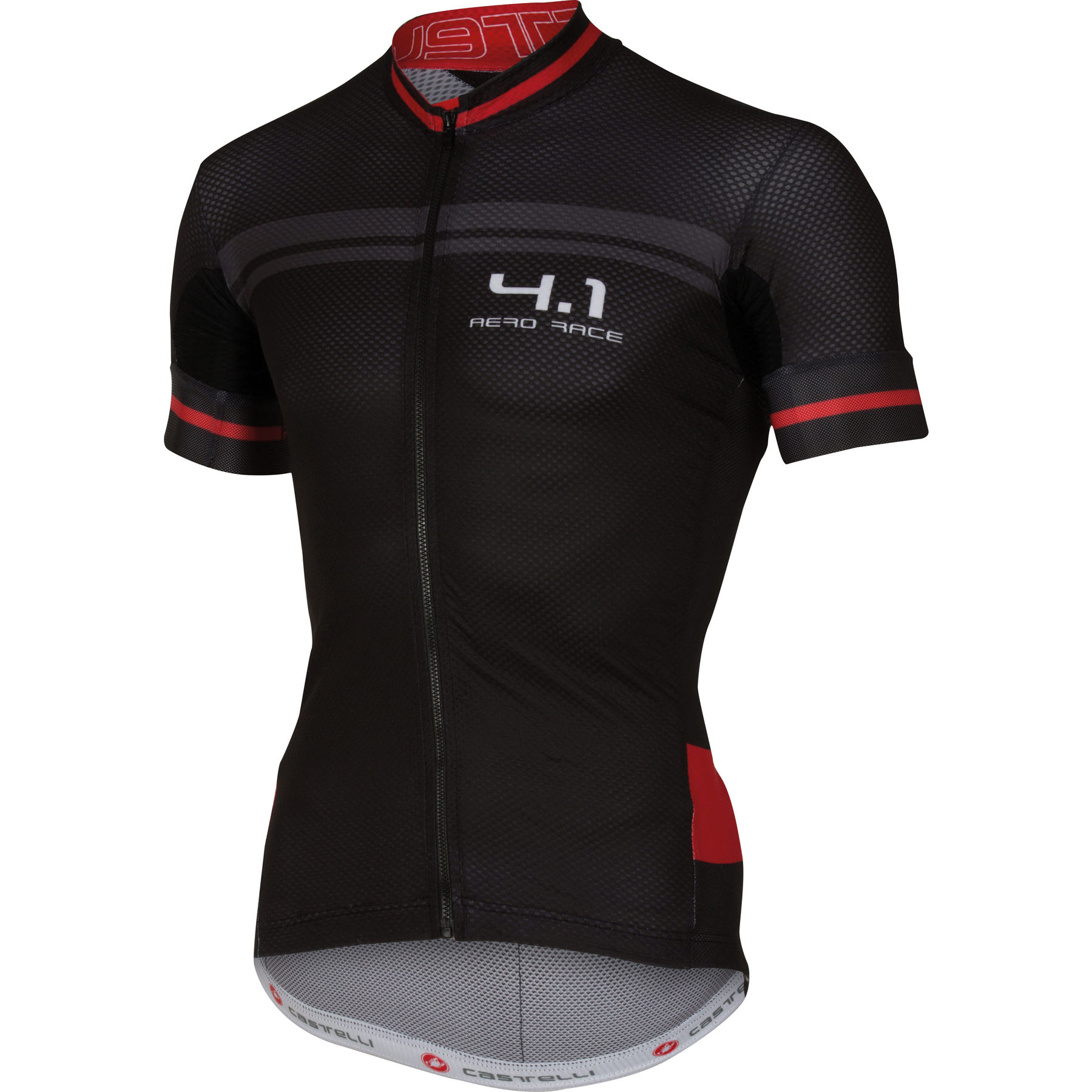 f5ba31e24 Castelli Aero Race 5 Short Sleeve Jersey Short Sleeve