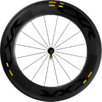 Mavic CXR Ultimate 80 Carbon Tubular Front Wheel (WTS)