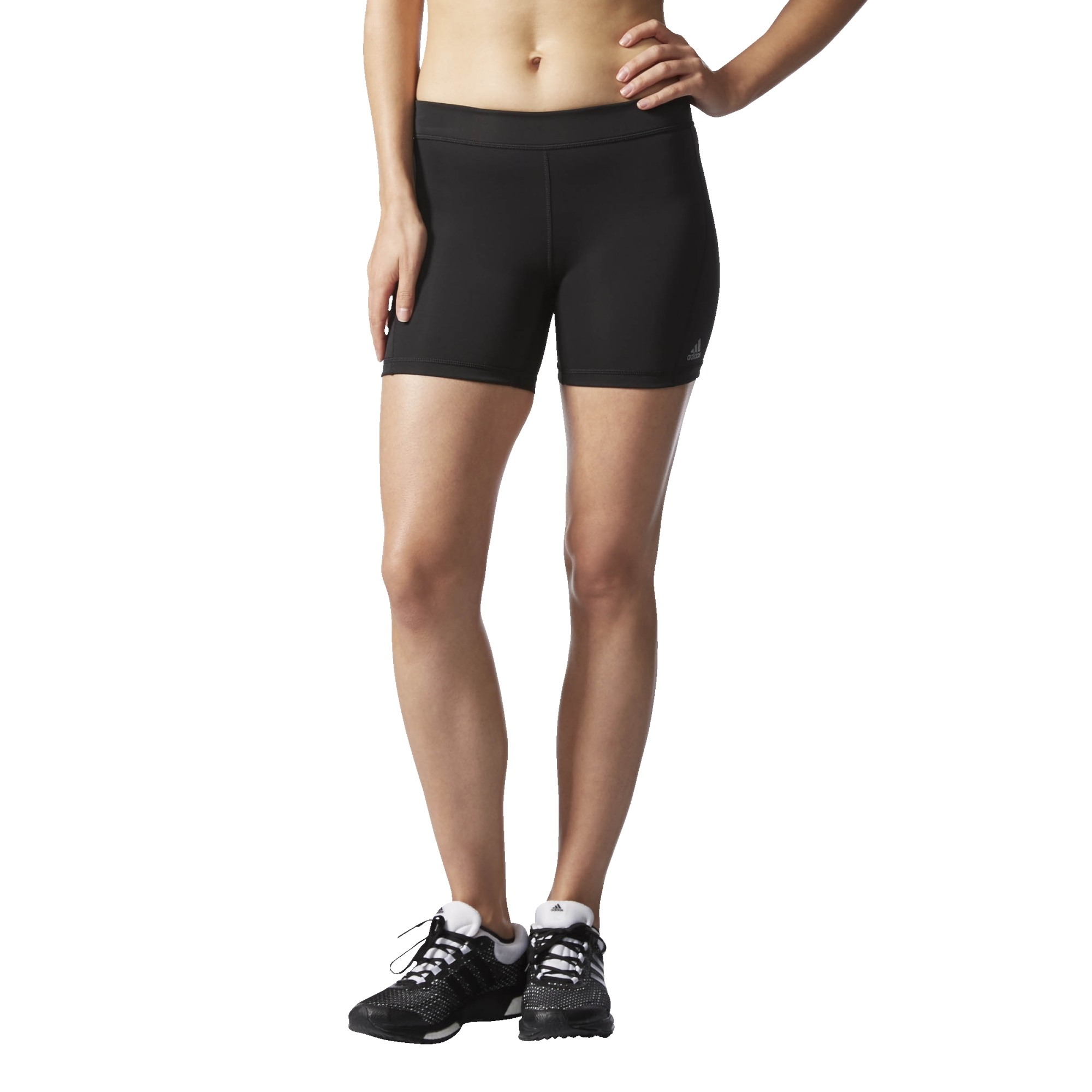 Wiggle   adidas Women's Techfit 5 Inch Short Tights (AW16
