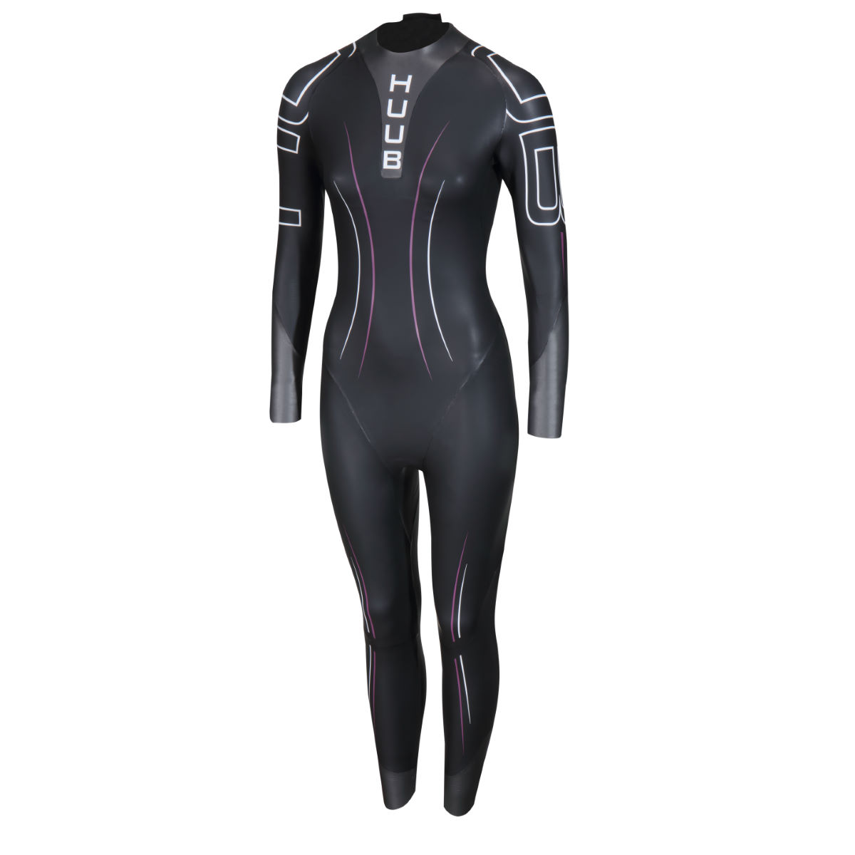 Huub aira wiggle exclusive women s wetsuit wetsuits black 2016 aira33xs