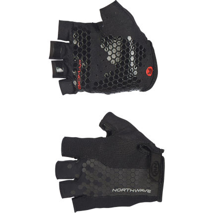 Northwave Grip Short Finger Gloves