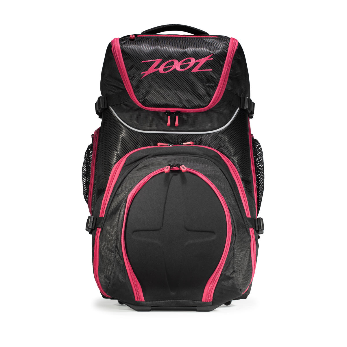 Image of Sacoche de triathlon Zoot Ultra - One Size Noir/Rose | Sacs à dos