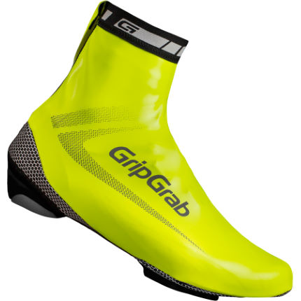GripGrab RaceAqua Hi-Vis Waterproof Shoe Covers