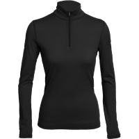 Icebreaker Womens Oasis Merino Long Sleeve Half Zipper
