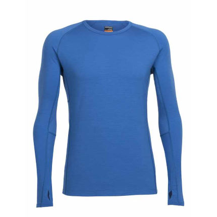 90b17bb6d Wiggle | Icebreaker Zone Merino Long Sleeve Crewe | Base Layers