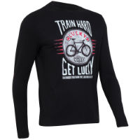 Maillot Cycology Train Hard Get Lucky (manches longues)