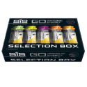 Caja de geles Science in Sport Go Isotonic variados (20 x 60 ml)