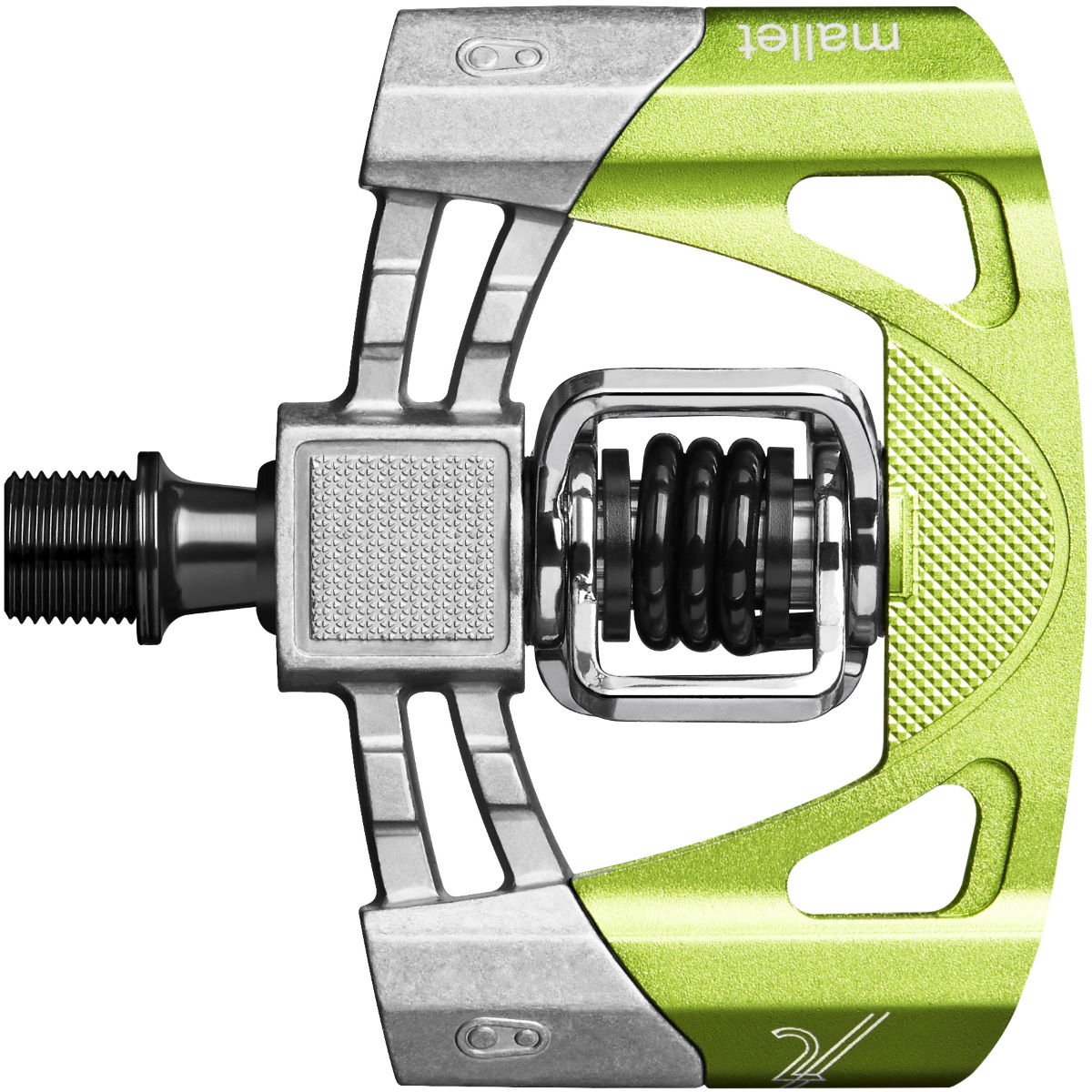 Crank Brothers Crank Brothers Mallet 2 Pedals   Clip-in Pedals