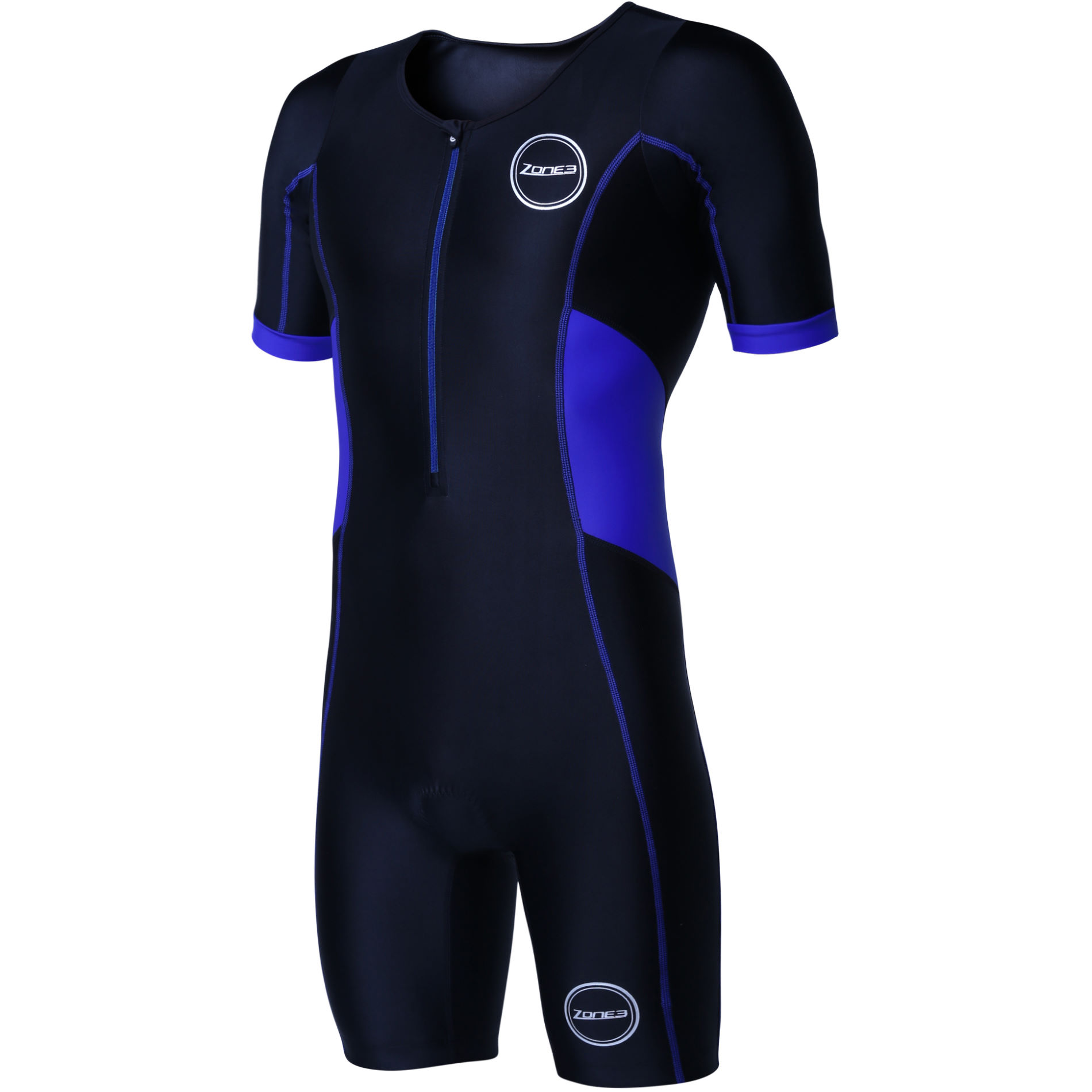 b4be355a970 Wiggle Cycle To Work | Zone3 Mens Activate Short Sleeve Tri Suit ...