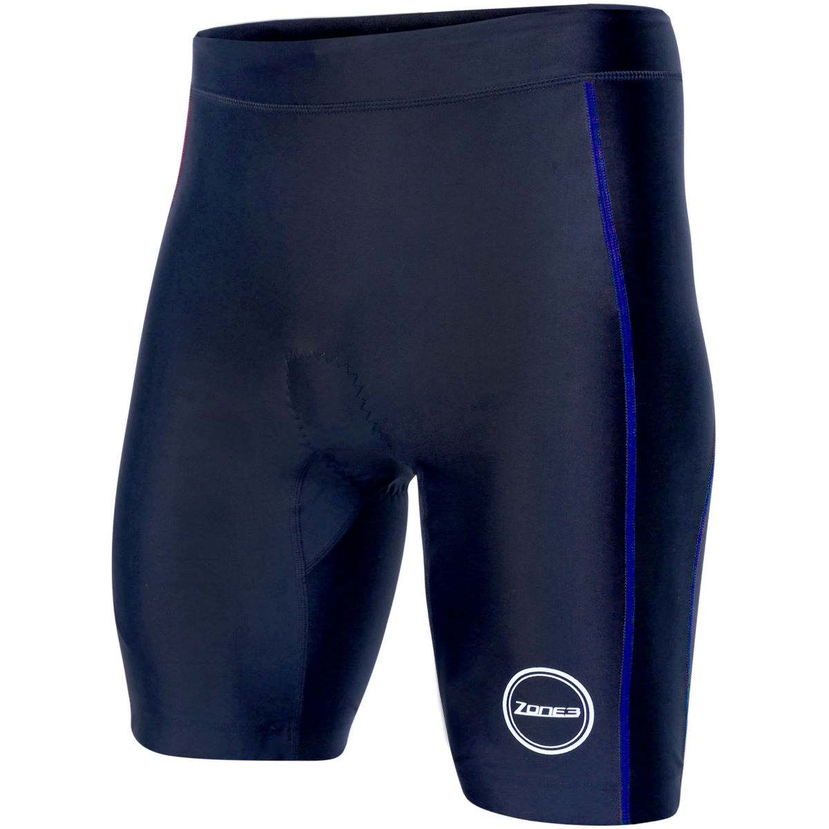 Zone3 mens activate tri shorts 2016 tri shorts black blue 2016 16652