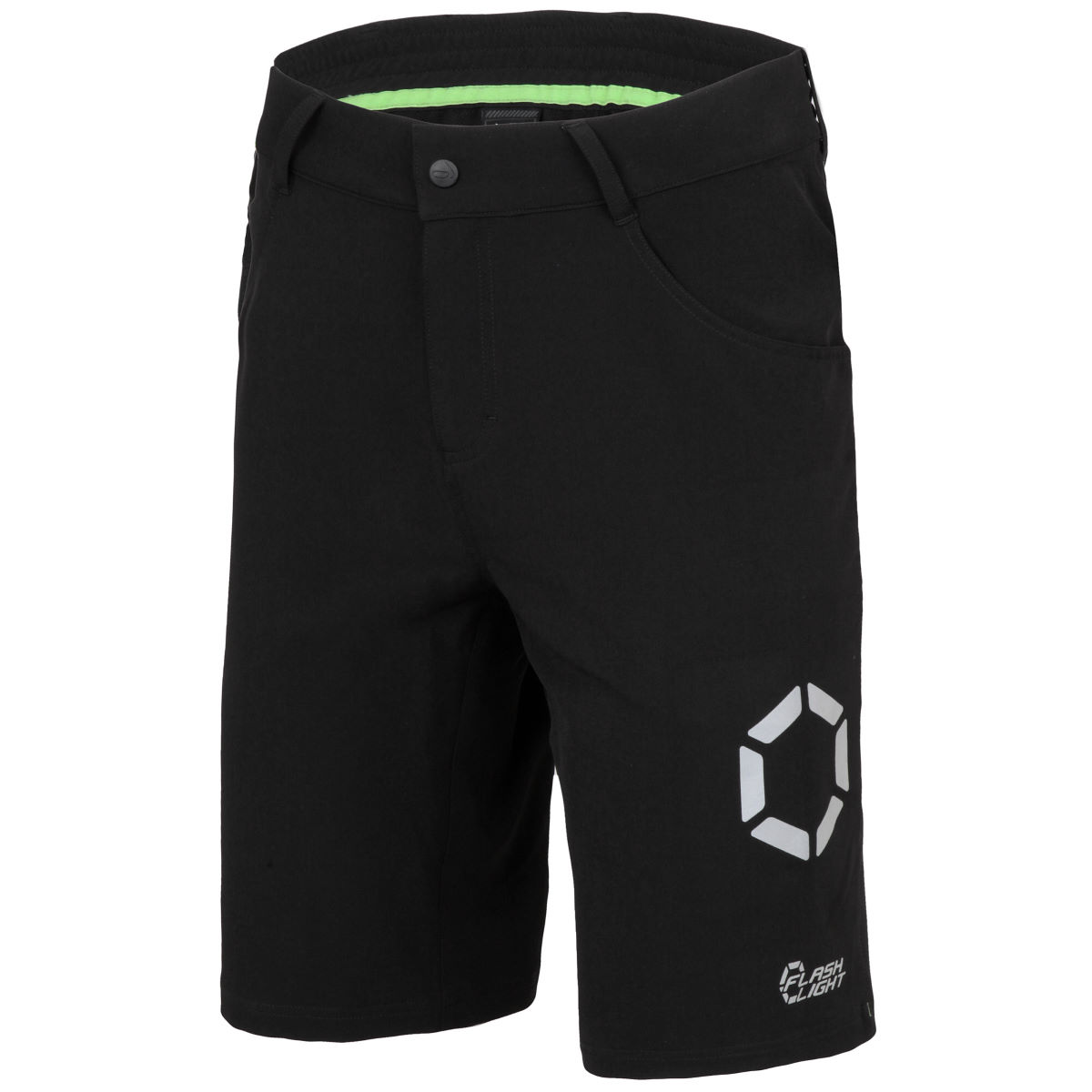 Dhb flashlight baggy shorts baggy cycling shorts black aw16 nu0457