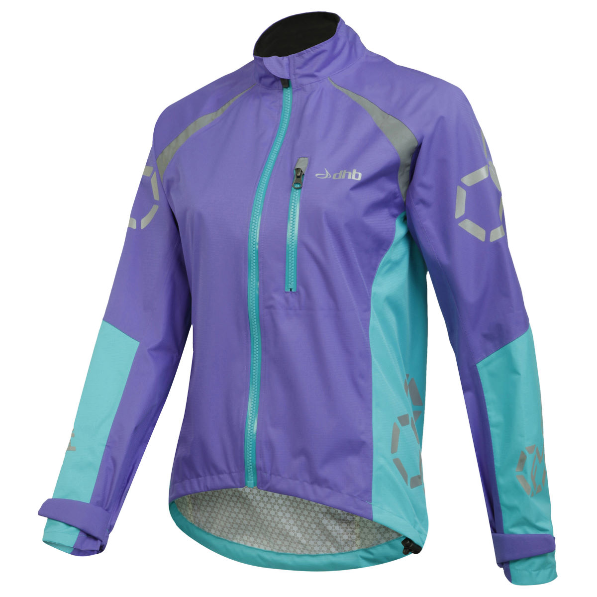 dhb Flashlight Womens Waterproof Jacket   Cycling Waterproof Jackets
