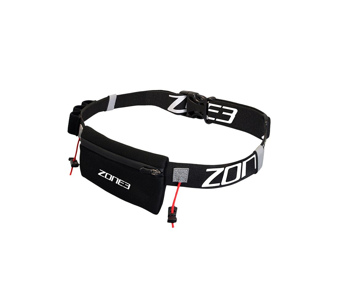 Zone3 Neoprene Pouch Race Belt | Waist bags