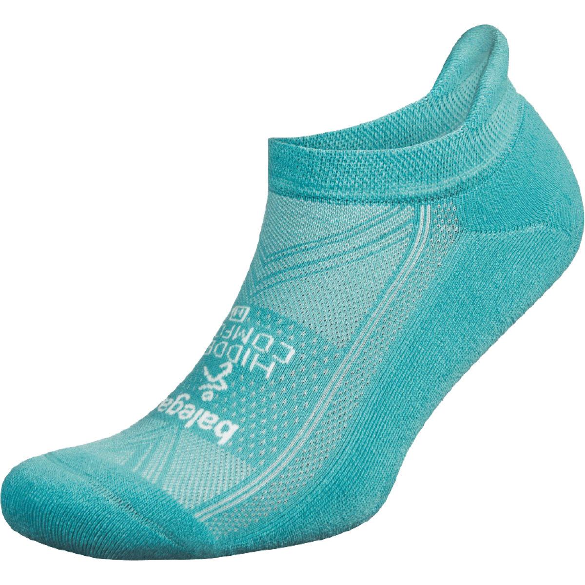 Chaussettes basses Femme Balega Hidden Comfort - Small Blue Radiance