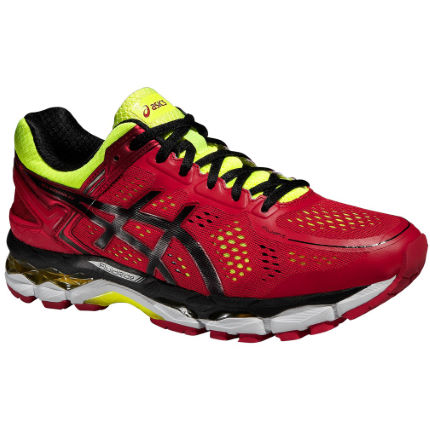 best sneakers ea8ee b6e2c wiggle.co.nz | Asics Gel-Kayano 22 Shoes (Red, SS16 ...