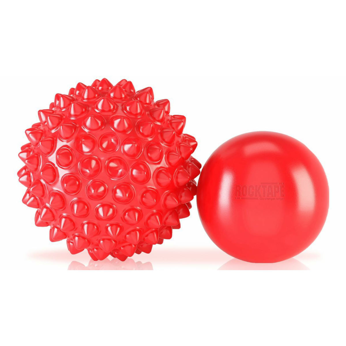 Image of Balles Rocktape RockBalls - Pair Rouge | Balles de massage