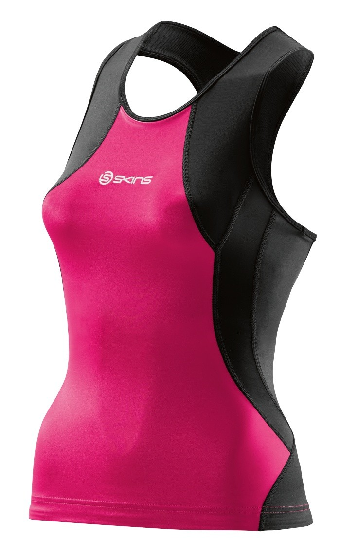 SKINS Women's Racer Back Tri Top | swim_clothes