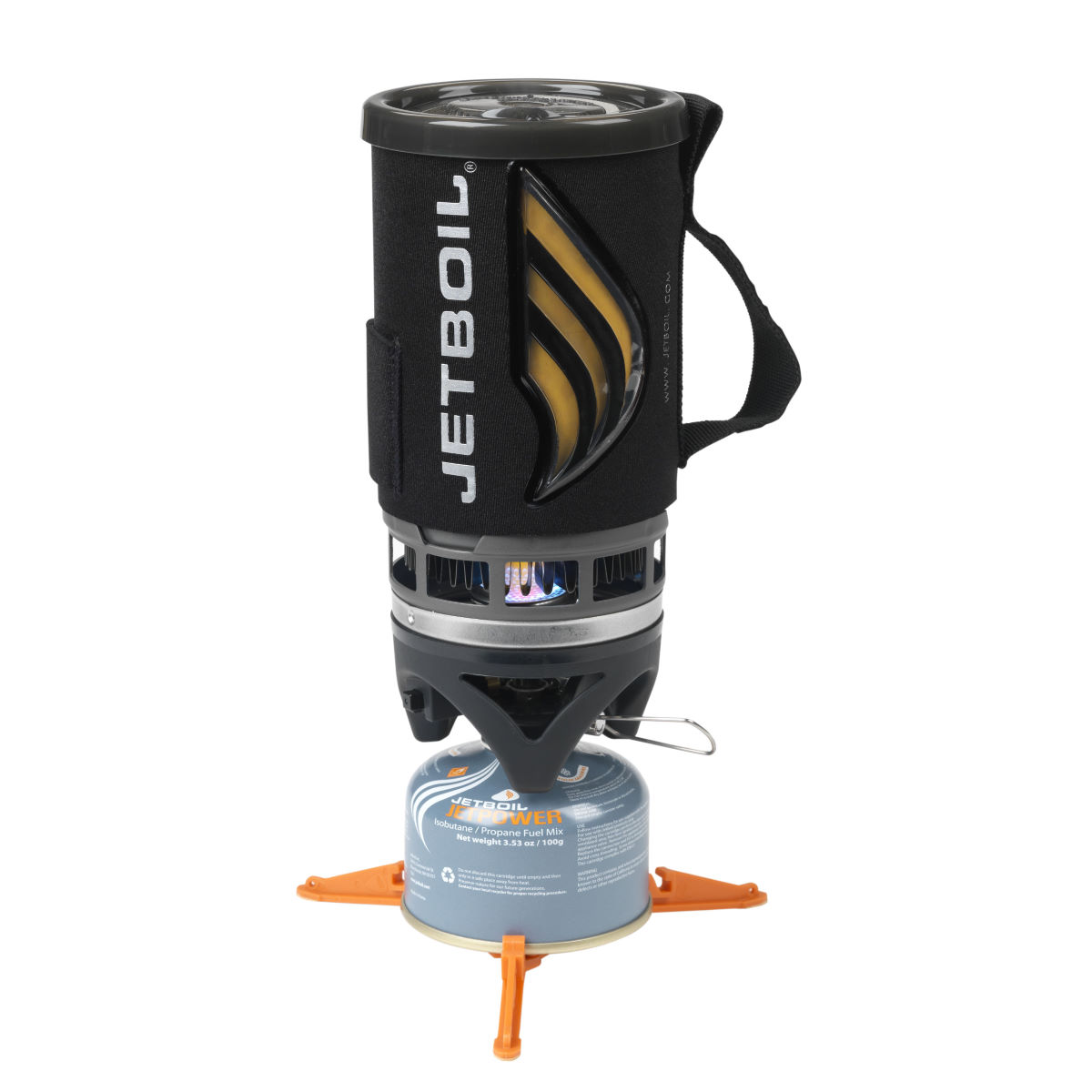 Image of Réchaud Jetboil Flash (carbone) - Taille unique Carbone | Réchauds