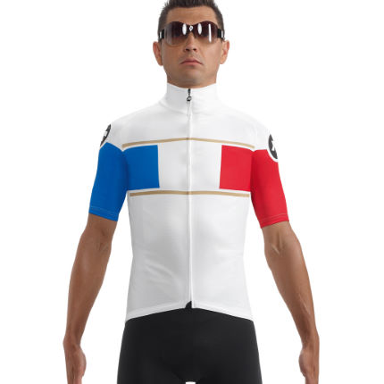 Assos SS.neoPro France Jersey