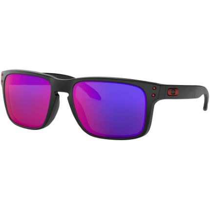 Oakley Holbrook Positive Red Iridium Sunglasses