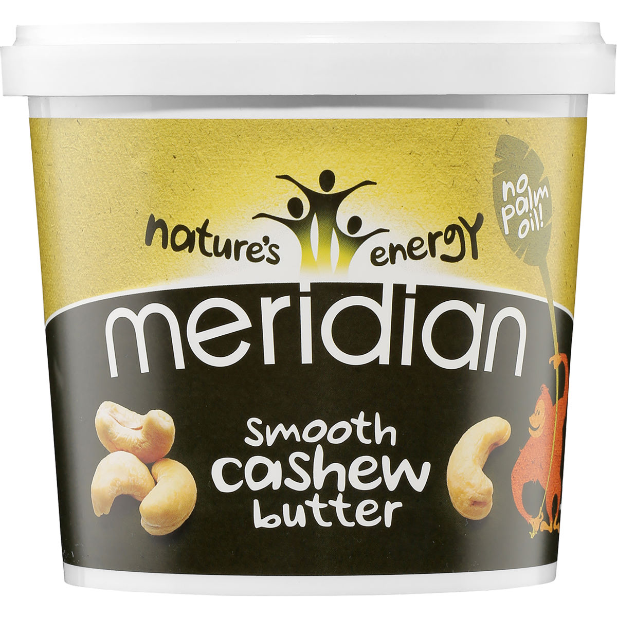 Meridian Meridian Smooth Cashew Butter (1000g Tub)   Nut Butter