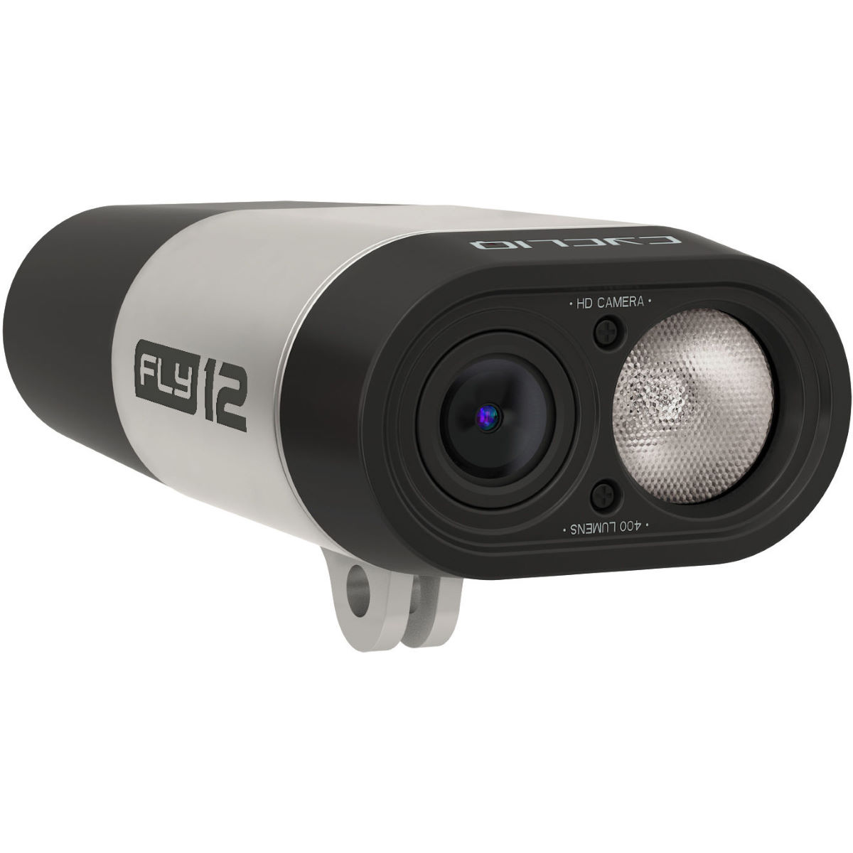Cycliq Fly12 Front Light with Integrated Action Camera