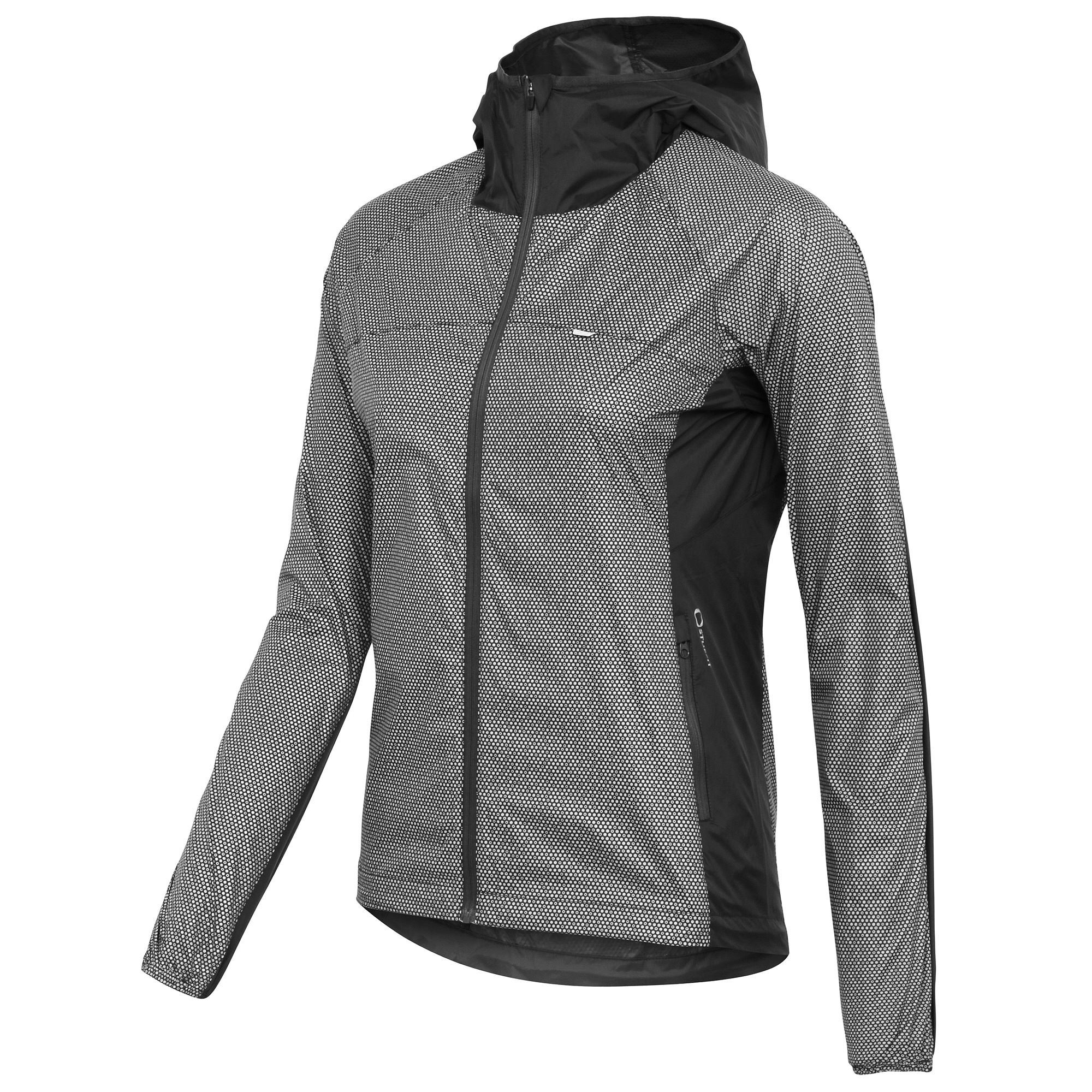 vestes de running coupe vent dhb women 39 s run reflective jacket wiggle france. Black Bedroom Furniture Sets. Home Design Ideas