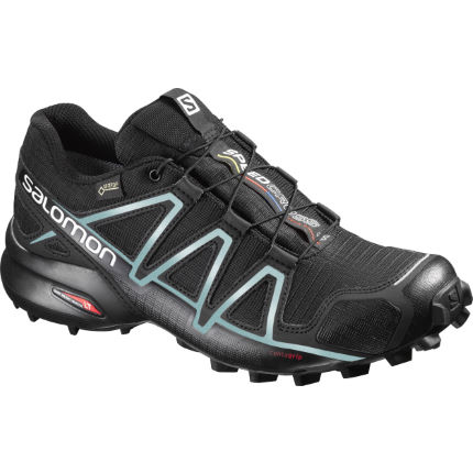 Salomon Women's Speedcross 4 Gore-Tex Running Shoes
