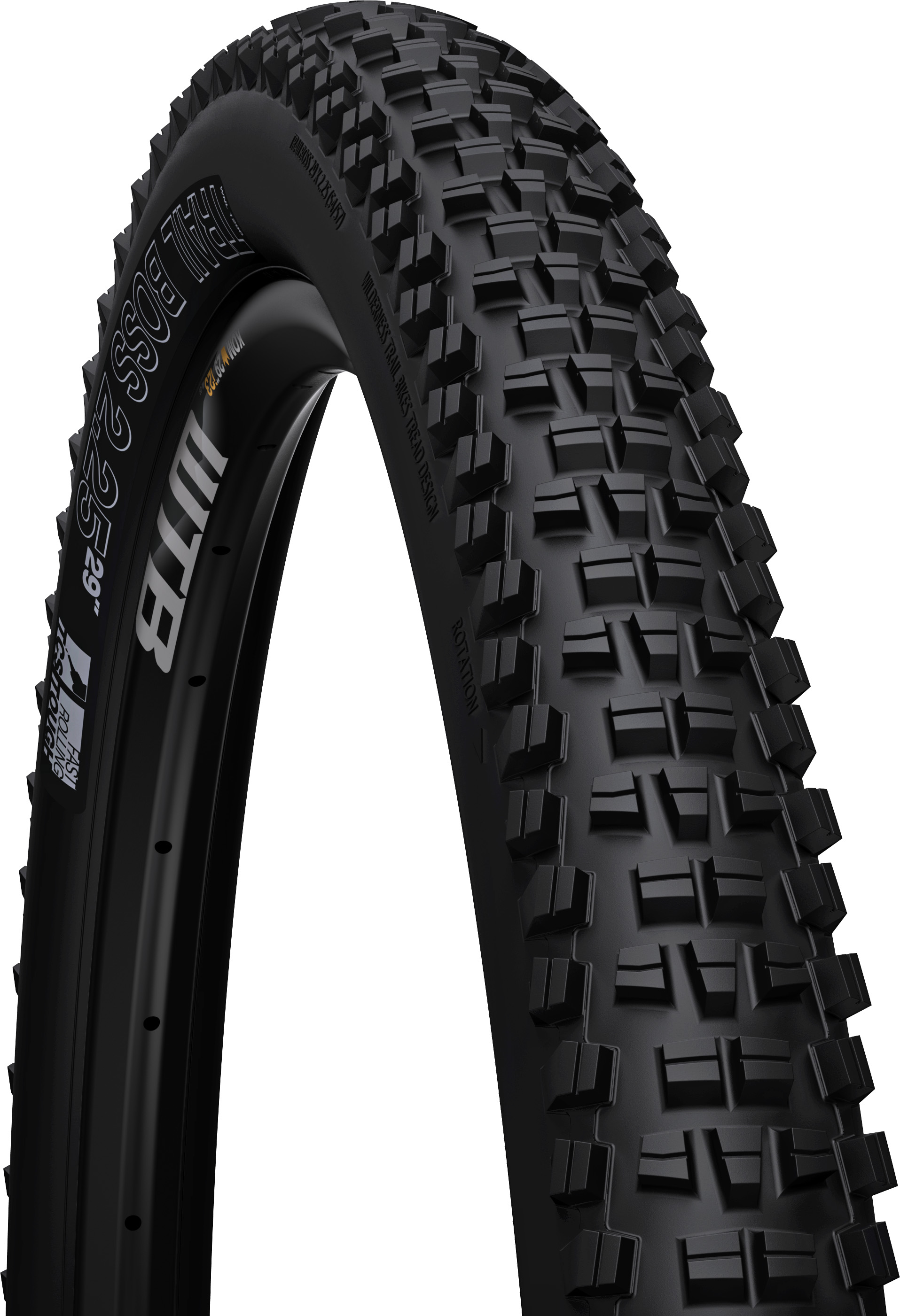 WTB Trail Boss 2.65 TCS High Grip Light Tyre 27.5/""