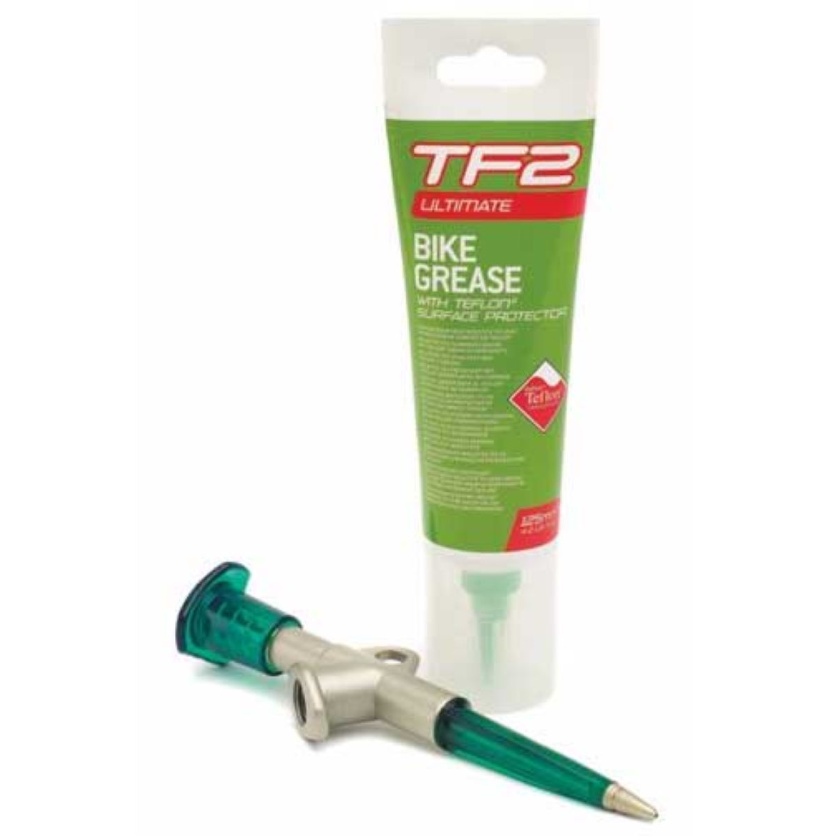 Weldtite Weldtite TF2 Grease Gun With Teflon Bike Grease   Grease