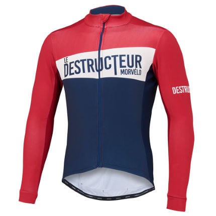 Morvelo Destructeur Thermoactive Long Sleeve Jersey