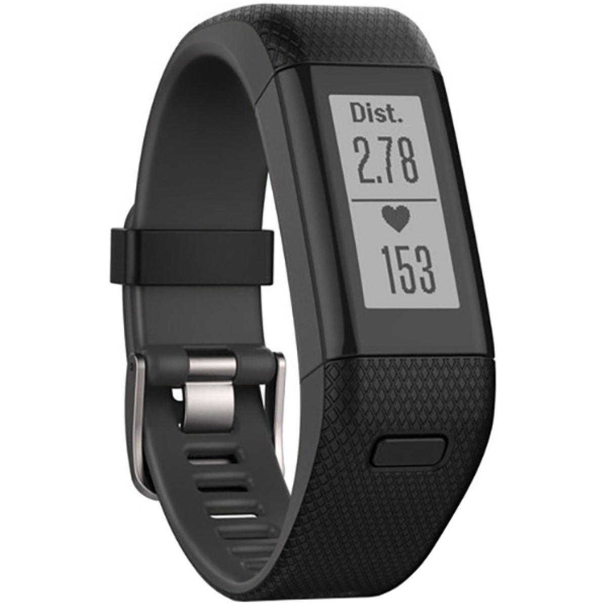Garmin Garmin Vivosmart HR+ GPS Activity Fitness Tracker   Wearable Tech
