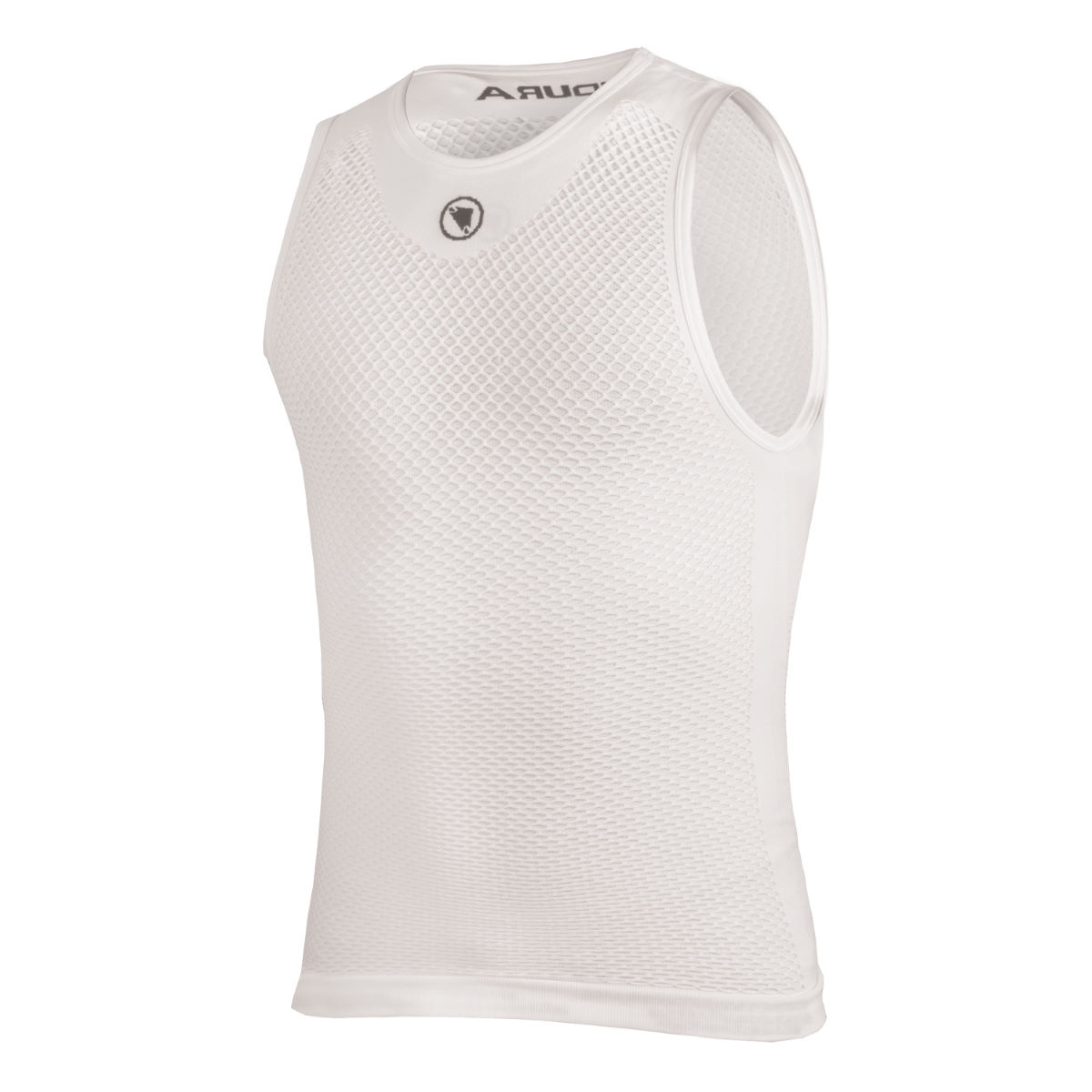 Endura fishnet sleeveless base layer base layers white e3070wh s m