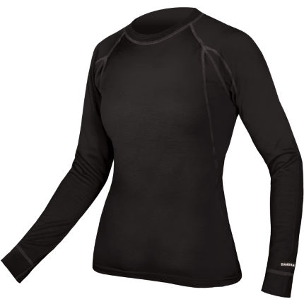 Endura Women's BaaBaa Merino Long Sleeve Base Layer