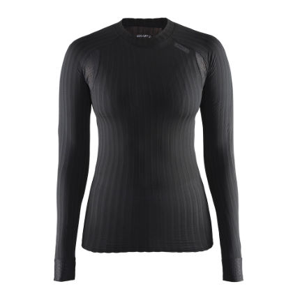 wiggle.com | Craft Women's Active Extreme 2.0 CN LS Base Layer | Base Layers