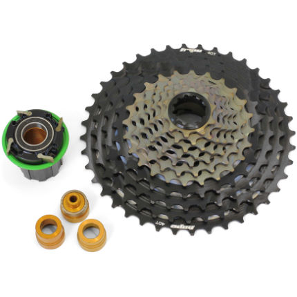 Hope 11 Speed Cassette with Pro 4 Freehub