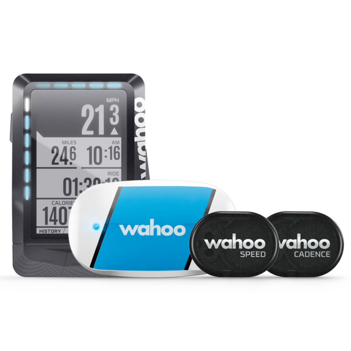 Wahoo ELEMNT GPS Cycle Computer Bundle   GPS Cycle Computers