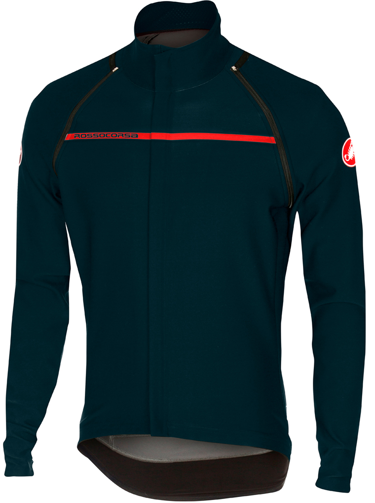Castelli Perfetto Convertible Cycling Jacket | Jackets