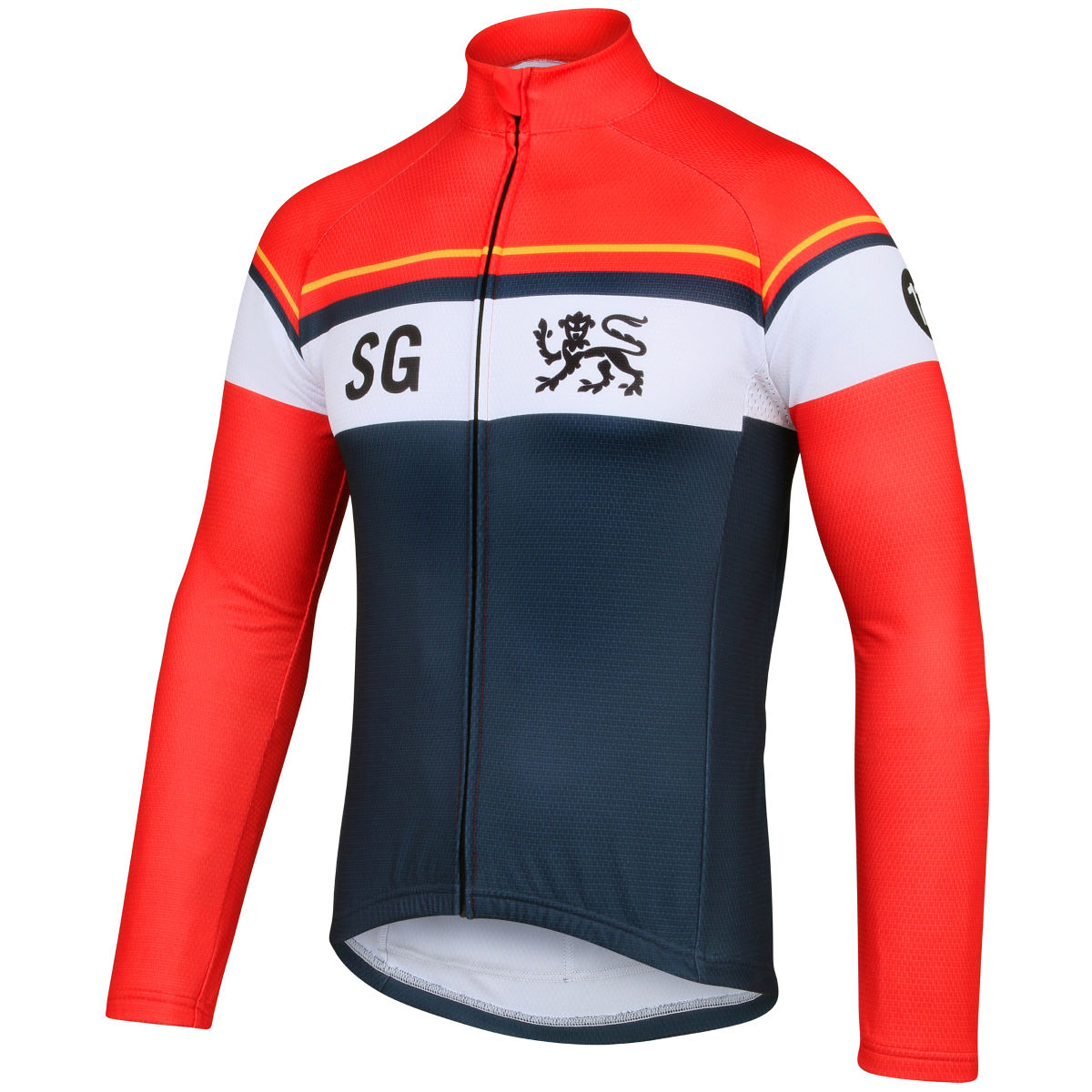 Stolen Goat Exclusive Domestique Thermal Long Sleeve Jersey   Long Sleeve Cycling Jerseys