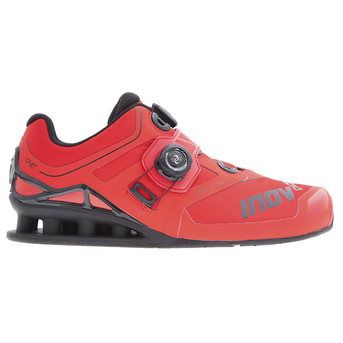 Red Lifting Shoes